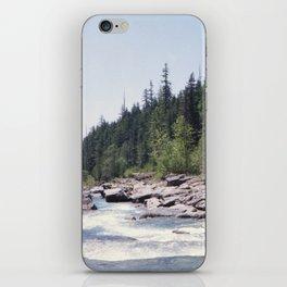 Avalanche Creek iPhone Skin