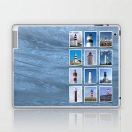Lighthouses Part I. Laptop & iPad Skin