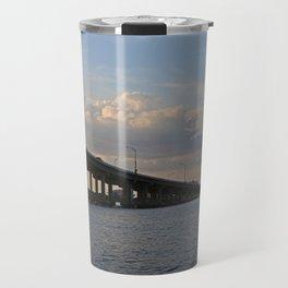 Under the Caloosahatchee Bridge Travel Mug