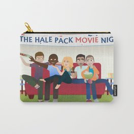 Wolf Pack Movie Night Carry-All Pouch