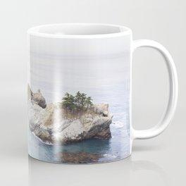 McWay Falls in Big Sur Coffee Mug