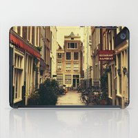 amsterdam iPad Cases featuring Amsterdam by Pati Designs