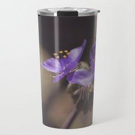 Texas Wildflower II Travel Mug