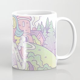 My Little Baphomet Coffee Mug