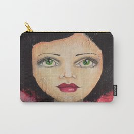 Bella SASS Girl - Cyndi - SASS = STRONG and SUPER SMART Carry-All Pouch