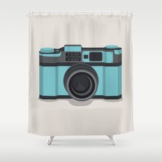 You Don't Take a Photograph... Shower Curtain