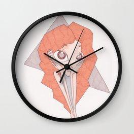 Fata ad Angolo (Angled Fairy) Wall Clock