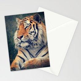 Tiger No 3 Stationery Cards