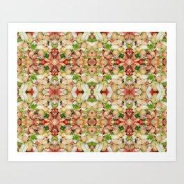 Chick Pea/Fava Bean Salad 2 Art Print