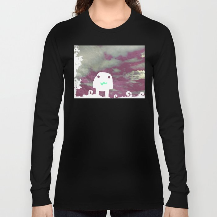 In A Dream Long Sleeve T-shirt