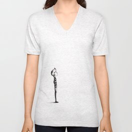 Christopher Unisex V-Neck
