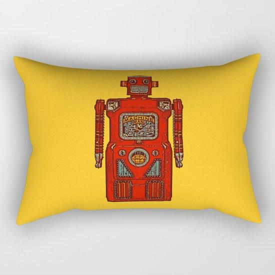 Robot IV Rectangular Pillow