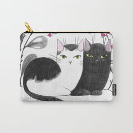 Pretty Kitties Carry-All Pouch