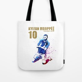 World cup 2018 - france 10 gold Tote Bag