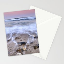 Sea Waves. Mediterranean Summer Stationery Cards