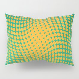 Polka dots with a twist Pillow Sham