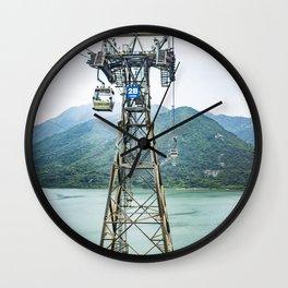 Ngong Ping 360, Hong Kong Wall Clock