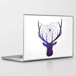 Deer Catcher Galaxy Laptop & iPad Skin