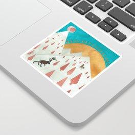 Wendigo Sticker