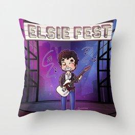 Elsie Fest 2015 Throw Pillow