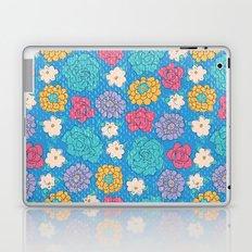 RocoFloral (blueberry) Laptop & iPad Skin