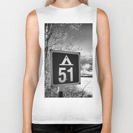 Camping Area 51 Biker Tank