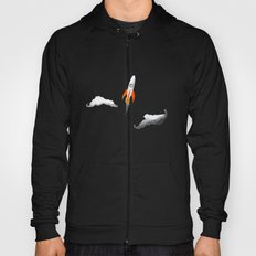 Rocket to the stars! Hoody