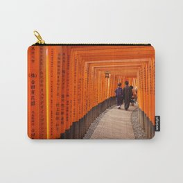 Kyoto, Pray, Love Carry-All Pouch