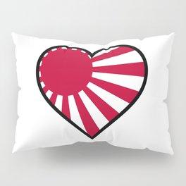 Love Japan Pillow Sham