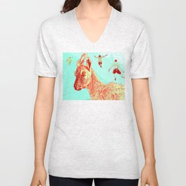 Goat I (Lie to Me) Unisex V-Neck