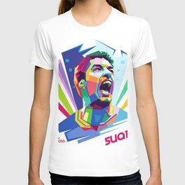 Luis Suarez Wold Cup 2018 Edition T-shirt