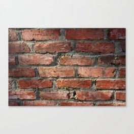 Brick v2 Canvas Print