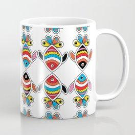 color fish Coffee Mug