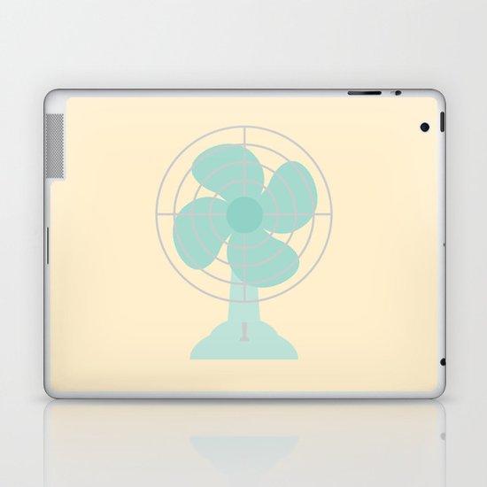 #86 Fan Laptop & iPad Skin