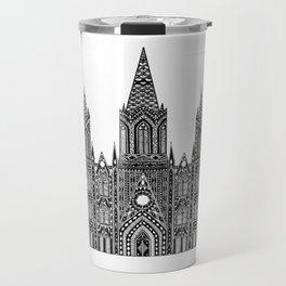 Cathedral (Barcelona) Travel Mug