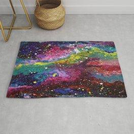 Galaxy Milkyway Rug