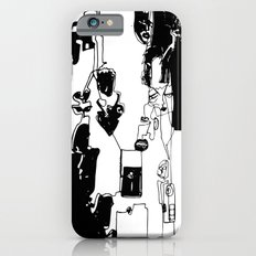 conflicted collection iPhone 6s Slim Case