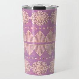 Indian Designs 209 Travel Mug