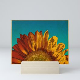 A Sunflower Mini Art Print
