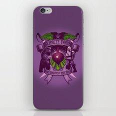 Bears, Beets, Battlestar Galactica iPhone & iPod Skin