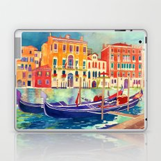 sunshine in Venezia Laptop & iPad Skin