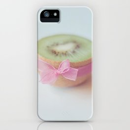 Sweetness iPhone Case