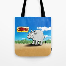 GRONK! Tote Bag