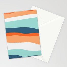 venice sunset Stationery Cards