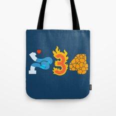 Fantastic Numbers Tote Bag