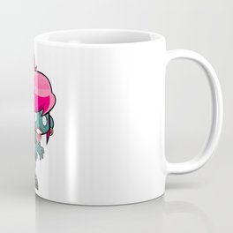 Female Zombie Coffee Mug