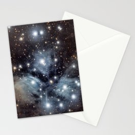 The pleiades Stationery Cards