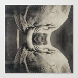 Disturbing Symmetries #2 Canvas Print