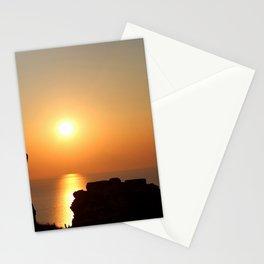 walking paradise Stationery Cards