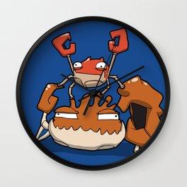 Pokémon - Number  98 & 99 Wall Clock